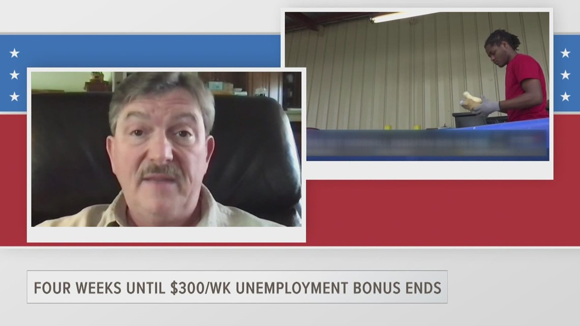 ETX Covered: Goodwill and the end of pandemic unemployment benefits, part one