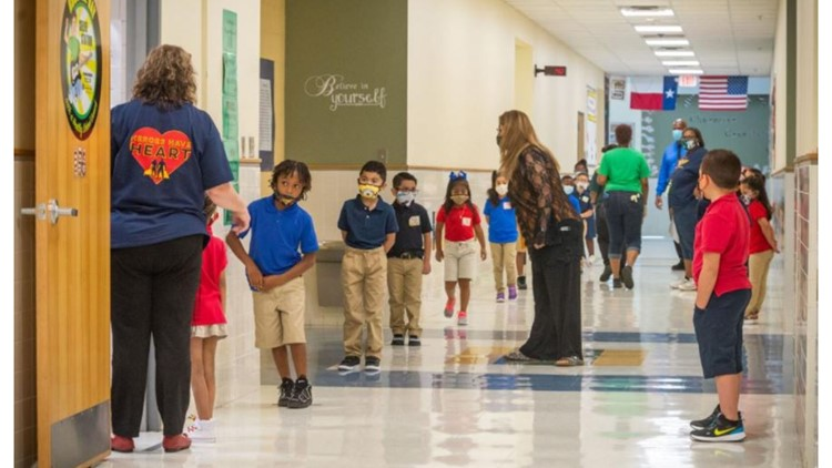 Longview ISD superintendent explains decision to return remote students to campus