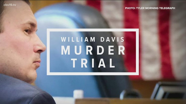 WILLIAM DAVIS SENTENCING DAY 3: Alleged victims take the stand and recorded phone call between Davis and former wife
