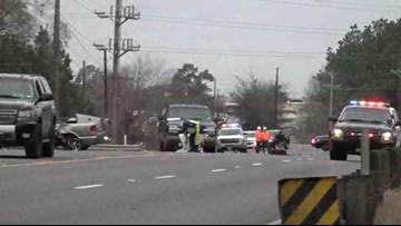 1 killed in multi-vehicle crash in Longview | cbs19 tv