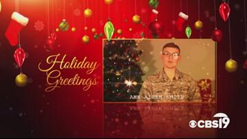 Military Greetings: Airman Smith