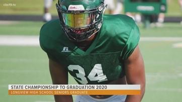 Longview High School: Senior's journey from state Championship to graduation 2020