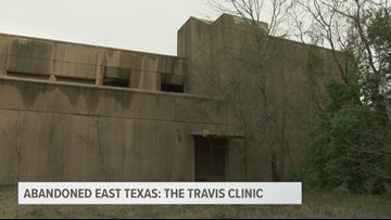 Abandoned East Texas: The Travis Clinic