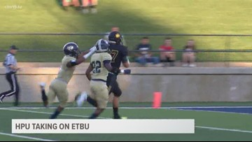 ETBU comes up big against Howard Payne
