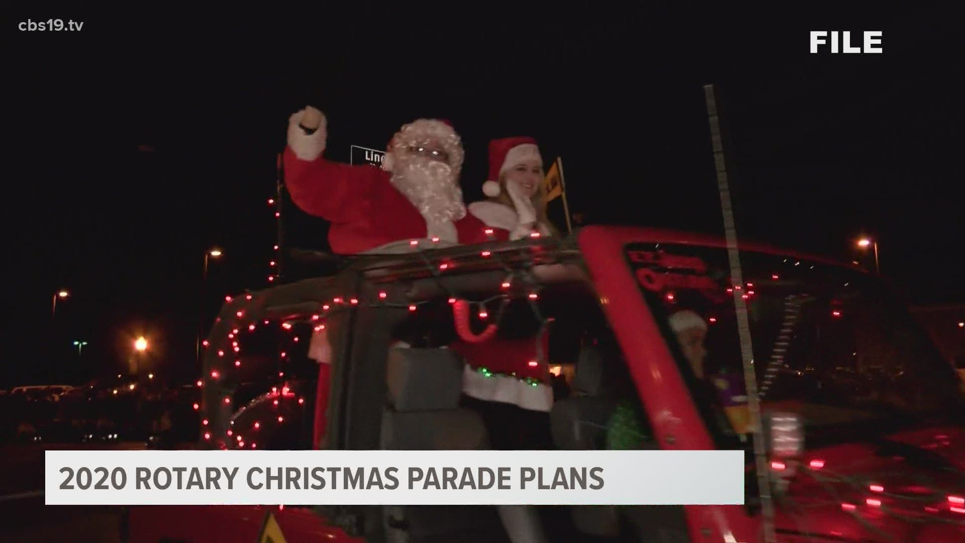 City Of Texas City 2020 Christmas Parage Rotary International Clubs of Tyler to host 2020 Christmas parade