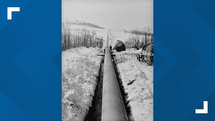 Big Inch Pipeline