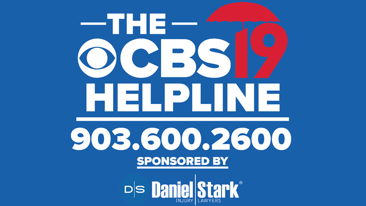 CBS19 Helpline Services Help Sheet