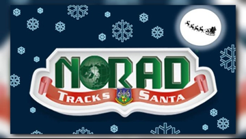 NORAD: Tracking Santa for more than 60 years