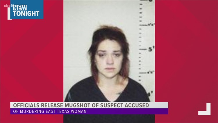 Officials release mugshot of suspect accused of murdering East Texas woman, cutting infant from womb