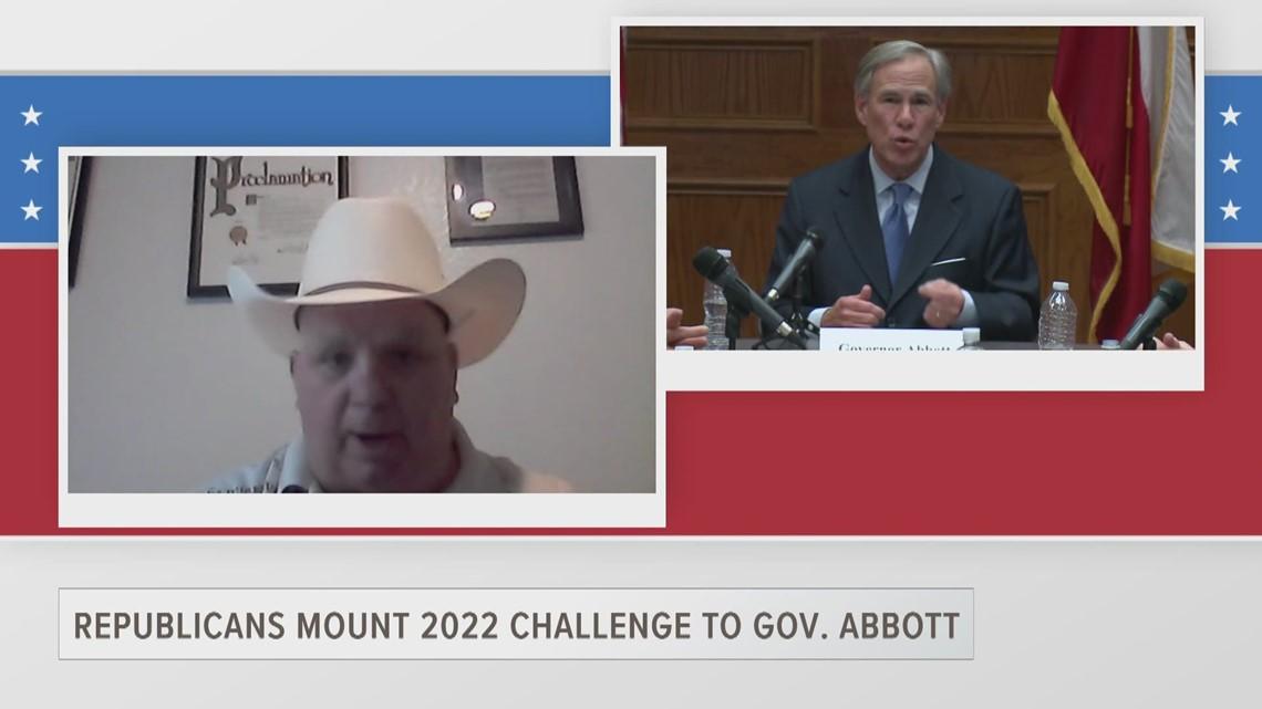 ETX Covered: Kurt Schwab on his primary challenge to Gov. Greg Abbott, part one