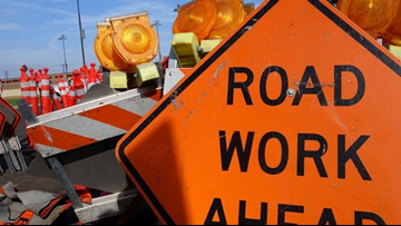 TxDOT announced new road work project in Angelina County