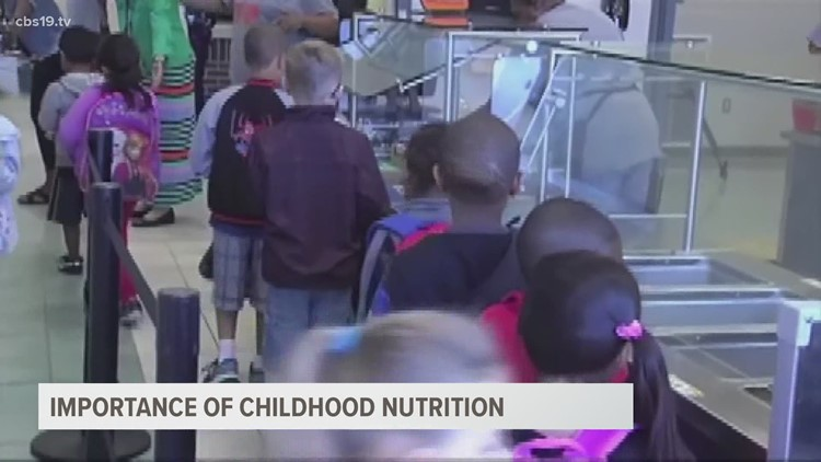 Wellness Wednesday: Importance of Childhood Nutrition