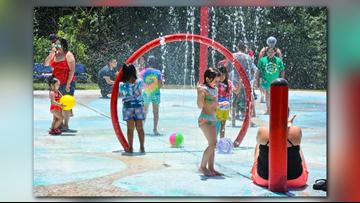 Bergfeld, Faulkner Park splash pads closing for the summer