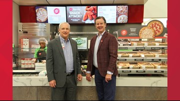 Attention all shoppers: Pizza Hut opens first kiosks at Brookshire's, Super 1 Foods in Tyler