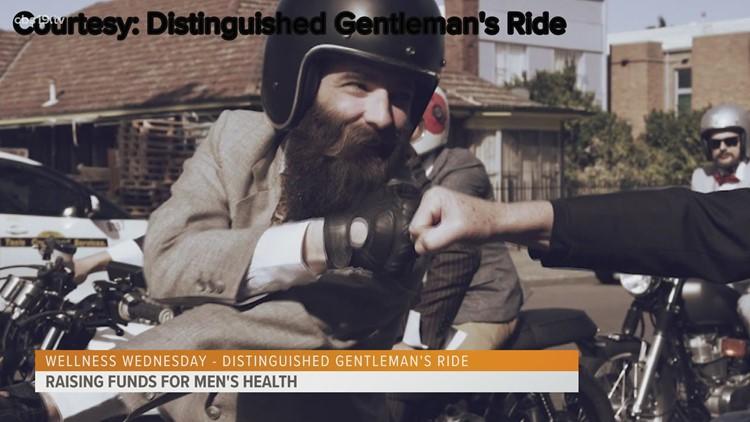 Wellness Wednesday: Distinguished Gentleman's ride coming to East Texas