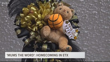 The Morning Loop: Homecoming Mums in ETX