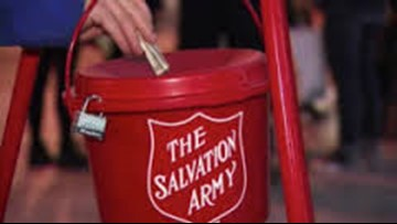 Salvation Army Red Kettle: A family tradition