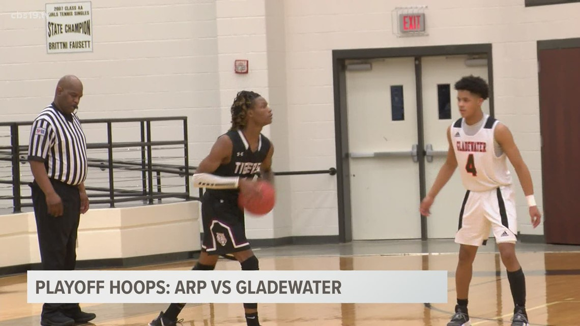 Arp too much for Gladewater Tuesday night