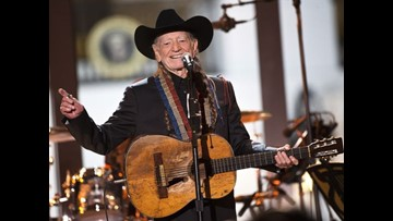 Willie Nelson graces cover of Rolling Stone on 86th birthday
