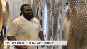 Tashara Travels: Texas Wine Slinger