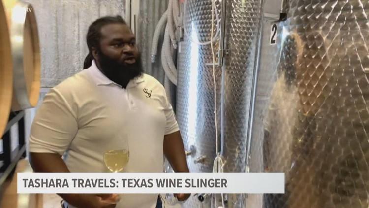 Tashara Travels: The East Texas Wine Slinger