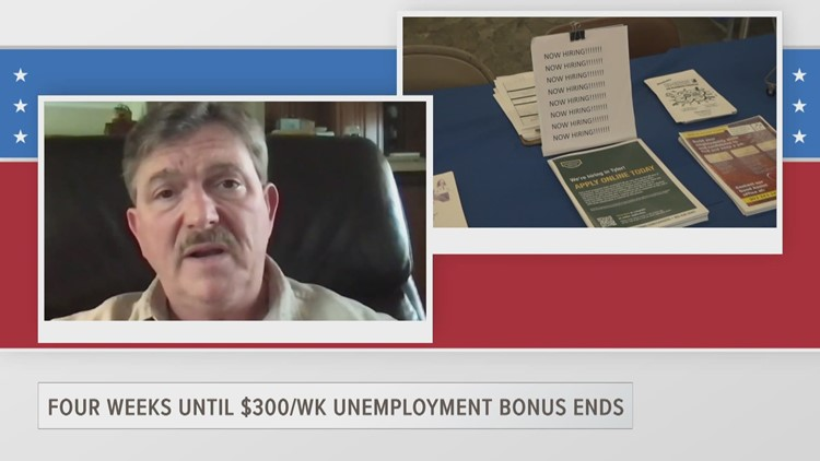 ETX Covered: Goodwill and the end of pandemic unemployment benefits, part three