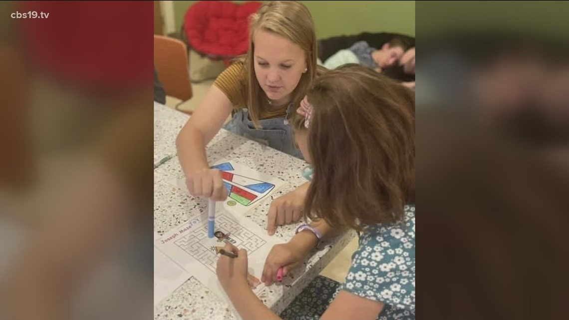Lindale student opening the door of opportunities for students with disabilities