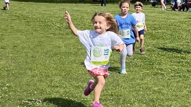 WELLNESS WEDNESDAY: Healthy Kids Running Series teaching children lifelong habits