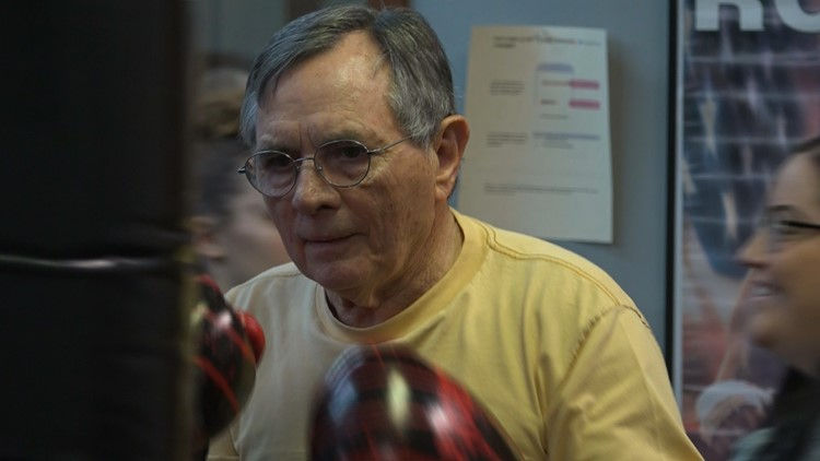 FIGHTING FOR THEIR LIVES: Parkinson's patients take up boxing for therapy