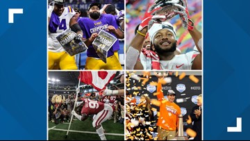 Bowls Games 2020.List 2019 2020 Bowl Games Where To Watch Your Favorite