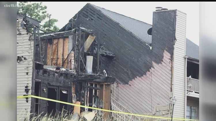 Fire destroys 3 Van Zandt County Sheriff's Office employees' homes