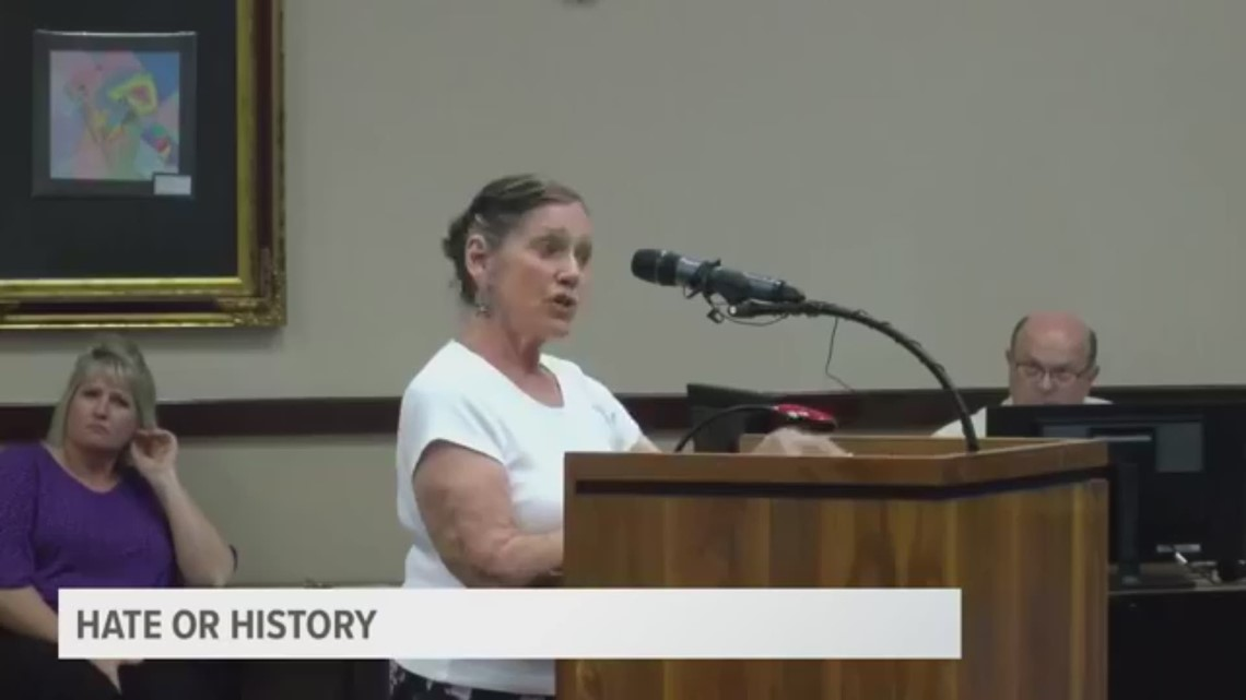 CBS19 SPECIAL REPORT: History or Hate? Residents debate changing the name of Robert E. Lee High School in Tyler