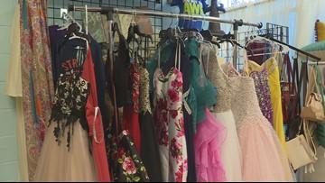 Free prom dress event happening Saturday at the 'Hub'