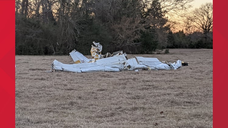 Dps Releases Identity Of Man Killed In Plane Crash Near Cherokee County Airport Cbs19 Tv