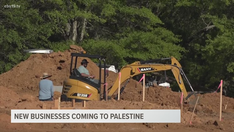 New businesses, developments coming to Palestine