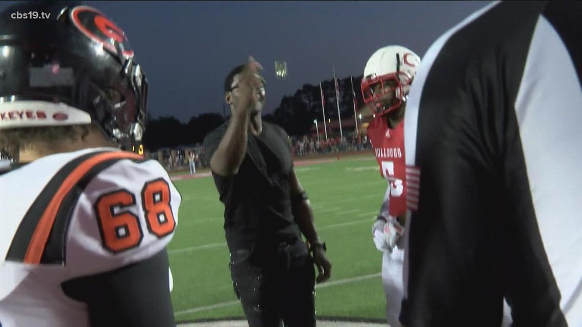 UNDER THE LIGHTS: Carthage takes down Gilmer 28-7 in CBS19's Game of the Week