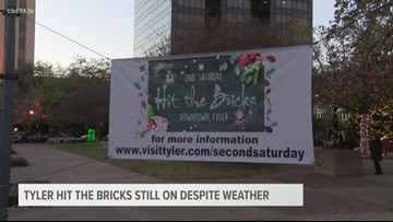 Inclement weather plan for Hit the Bricks