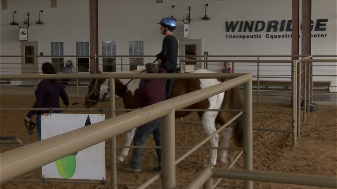 Totally East Texas: Windridge Therapeutic Equestrian Center raising funds to build $1.3 million Tyler facility