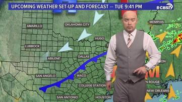 Tuesday Night Web Weather