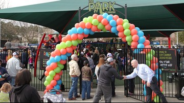 Brookshires Grocery Co. opens 'The PARK at FRESH'
