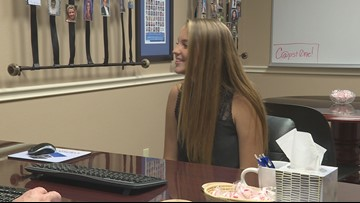 Lindale High School student creates physical therapy program in Guatemala