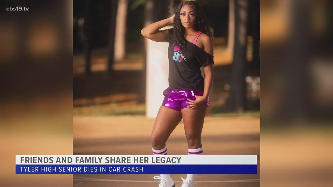 Tyler High School senior dies in car crash; family shares her legacy