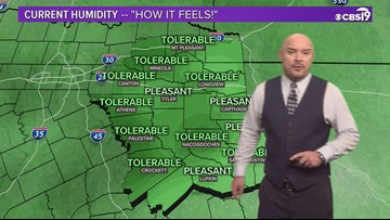 Wednesday Afternoon Web Forecast