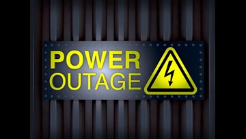 UPDATE: Power restored in Troup