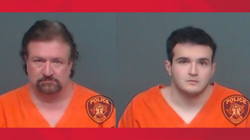 POLICE: East Texas father-son duo sexually abused 7-year-old relative over several years