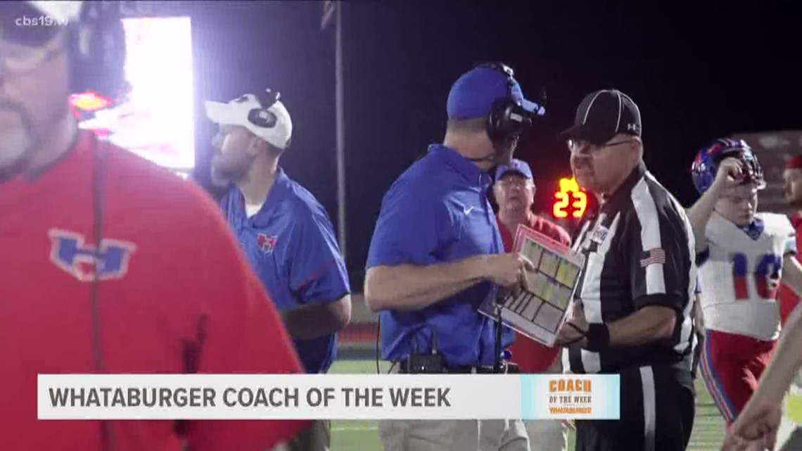 Whataburger Coach of the Week: Phil Castles