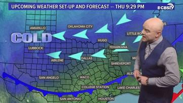 Thursday Night Web Weather