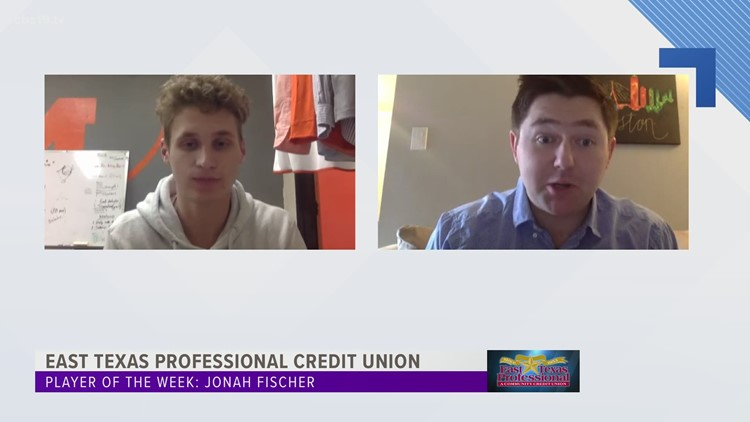 East Texas Professional Credit Union Player of The Week: Mineola guard Jonah Fischer