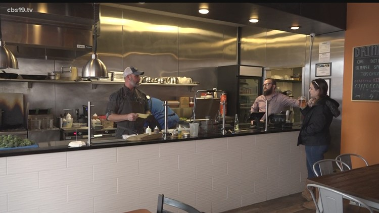 BACK TO BUSINESS: Supply and staffing issues for restaurants