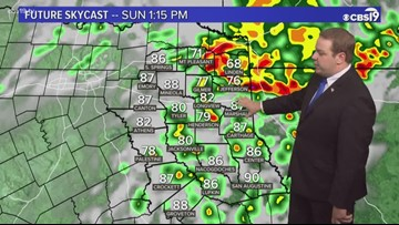 Get ready for rain chances this weekend in East Texas!
